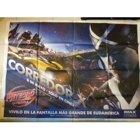 Meteoro Poster Gigante Del Corredor X Actor De Lost!!