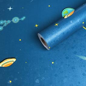 Papel Adesivo Contact Espacial X-ink 45cm Por 10mt