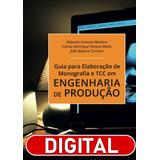 Guia Para Elaboração De Monografia E Tcc Em Engenharia De
