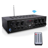 Inicio Sistema Bluetooth Amplificador De Sonido - Actualizad