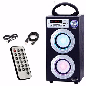 Mini Caixa De Som 30w Amplificada Bluetooth Mp3 Fm Usb Sp106