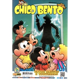 Chico Bento 48 2ª Serie - Panini - Bonellihq Cx23 D19