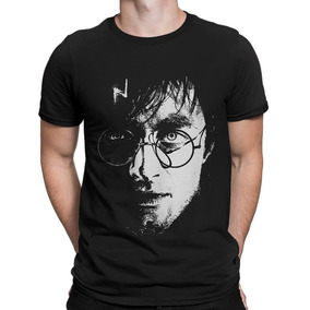 Camiseta Harry Potter Camisa Filme