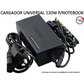 Cargador Universal 120w Para Notebook