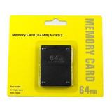 Freemcboot Memory Card De 64 Mb+juego Ps2+tutorial