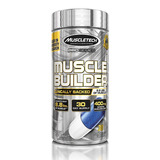 Muscle Builder 30 Caps Muscletech Construtor Muscular Usa