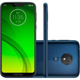 Celular Motorola Moto G7 Power 32gb Indigo 3g Ram 4g And 9.0