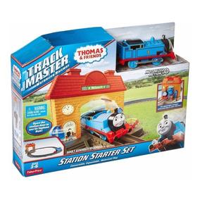 Estação De Trem Thomas & Friends - Mattel Ccp36 - Trilho