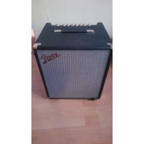 Fender Rumble Bajo 100w Amplificador Permuto