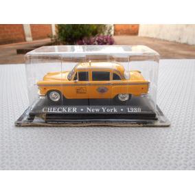 Miniatura Checker - New York - 1980 Escala 1/43