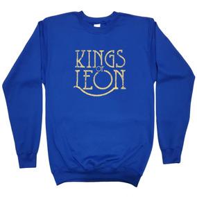 Kings Of Leon Sudadera Vintage Logo
