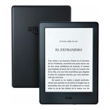 Kindle 8 Touch 2016/2017 4gb Bluetooth Wifi Amazon Negro