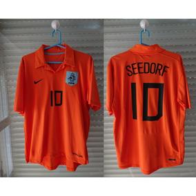 Camiseta Real Madrid España 1998 2000 Seedorf  10 Holanda L. Usado -  Capital Federal · Camisetas Futbol Holanda 2006  10 Seedorf Tela De Juego 9cc602b270fb9