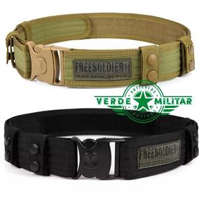Cinturon Militar Tactico Policia Seguridad Privada Fornitura