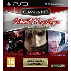 Devil May Cry Hd Collection Ps3 Psn Envio Na Hora