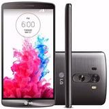 Celular Smartphone Lg G3 D855 Titanium 4g 16gb Usado