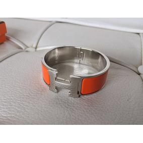 9ee9fc884e4 Bracelete Pulseira Hermes Clic Clac - Joias e Relógios no Mercado ...