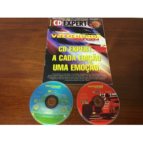 Revista Cd Expert Nº9 - Velocidade Máxima 2 Cds