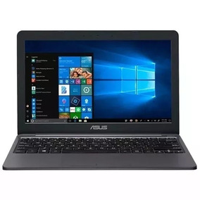 Notebook Asus E203 Intel 2g32gb Azul+garantia