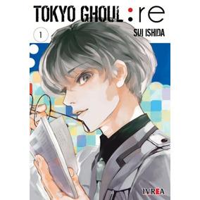 Tokyo Ghoul Re 1 - Sui Ishida