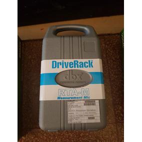 Dbx Rta-m Micrófono De Medición P Driver Rack Original