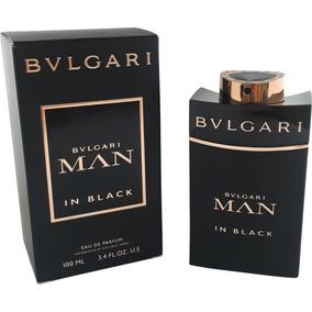 3469eb4df82 Perfume Bulgari Man In Black 100ml Edp + Brinde Amostra