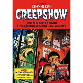 Creepshow - Stephen King - Novo E Lacrado!!! Baú Comic Shop