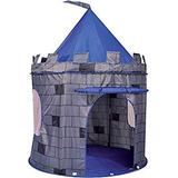 Castillo Plegable, Juguete Infantil, Tienda De Campañaazu