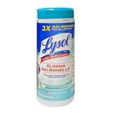 Desinfectantes Lysol Bote Con 35 Toallitas