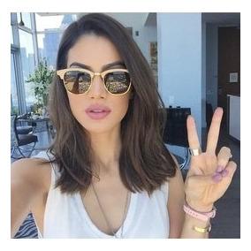 1c913ee30be74 Oculos Rayban Feminino Clubmaster - Óculos De Sol no Mercado Livre ...