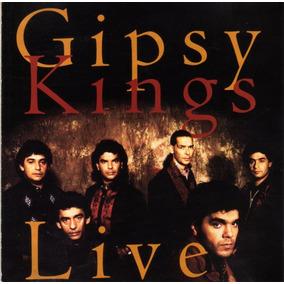 Gipsy Kings - Gipsy Kings Live / Cd Original Made In Usa
