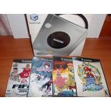 Nintendo Gamecube Edición Platinum - De Colección!!