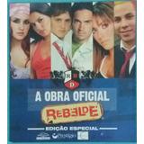 Livro Rebelde A Obra Oficial