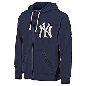 7eb25eacd6cb5 Sudadera Yankees Majestic Original Ap17ls-ny + Envio Dgt