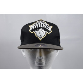 Gorra Mitchell And Ness Snapback Knicks Gold ( Ajustable ) 71902ac234b