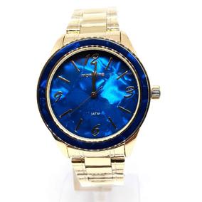 Relógio Mondaine Banhado A Ouro 99277lpmkde3k1 + Pulseira