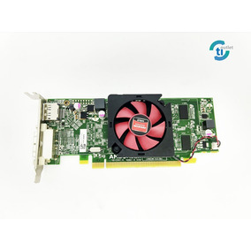 Placa De Vídeo Para Pc Amd Ati - 1gb Pci Express 128 Bits
