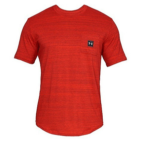 Under Armour Sportstyle Pocket Playera Caballero Xl