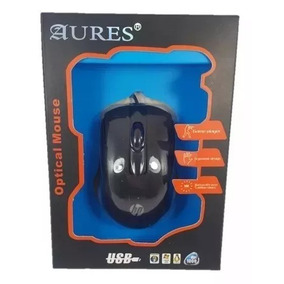 Mouse Optico Hp X500 Usb 1200 Dpi De Cable