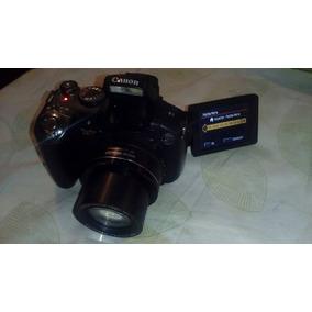 Camara Canon Semi Profesional Powershot S5 Is Zoom Lens 12x
