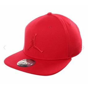 Gorra Snapback Jordan Roja 100% Original Envio Ajustable Ake 6c29b4ea85a