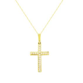 2f032ecca9c2f Pingente Cruz Ankh Ouro 18k Correntes Diamantes - Joias e Bijuterias ...