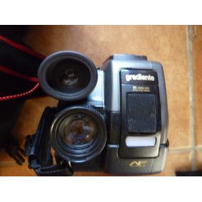 Filmadora Gradiente Modelo Gcp-120c Videomaker Full Auto Com