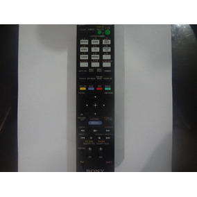 Control Sony Home Theater Rm Aau104 100% Funcional
