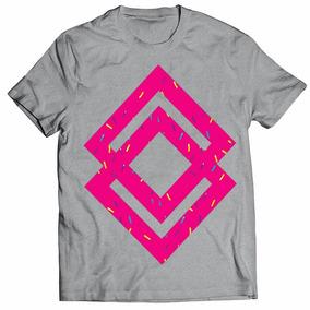 3e921bee4 Camisa Camiseta Rosquinha Rosa Granulado Promoção