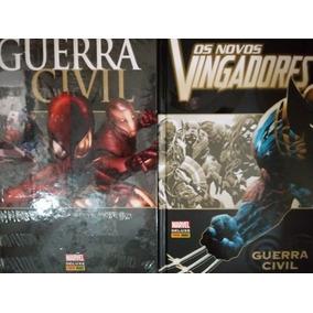 Coleção Marvel Deluxe Iron Man Hulk Thor E Vingadores Panini