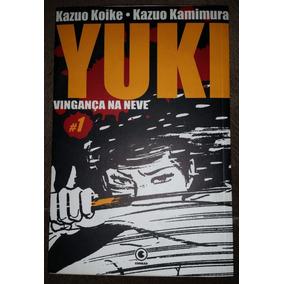 Mangá Yuki Vinganca Na Neve Nº 01 - Conrad Editora