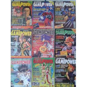 Revista Super Game Power 9 Unidades