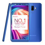 Leagoo M9 Quad-cam 18: 9 Full Eu Azul