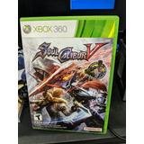 Soul Calibur 5 Xbox 360 Barato